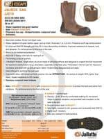 Jallatte Jalbox JJE19 Safety / Work Boots